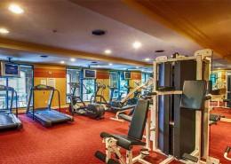 Laurel Bay Condos San Diego - Fitness Center