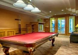 Laurel Bay Condos San Diego - Game Room