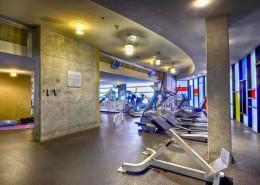 M2i Condos San Diego - Fitness Center