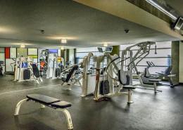 M2i Condos San Diego - Fitness Center/Weight Room
