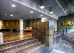 M2i Condos San Diego - Lobby Entry