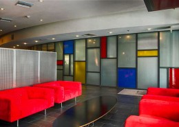 M2i Condos San Diego - Lobby/Reception Area
