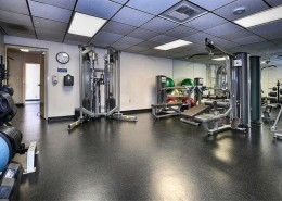 Marina Park Condos San Diego - Fitness Center