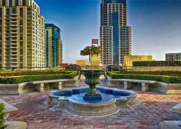 Meridian Condos San Diego - Plaza level gardens