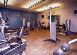 Nexus San Diego Condos - Fitness Center