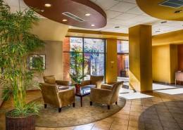 Pacific Terrace Condos San Diego - Lobby