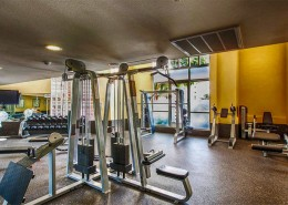 Palermo San Diego Condos - Fitness Center