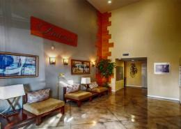 Palermo San Diego Condos - Lobby