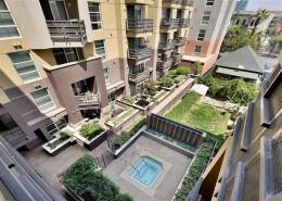 Park Blvd East Condos San Diego - Courtyard & Spa View