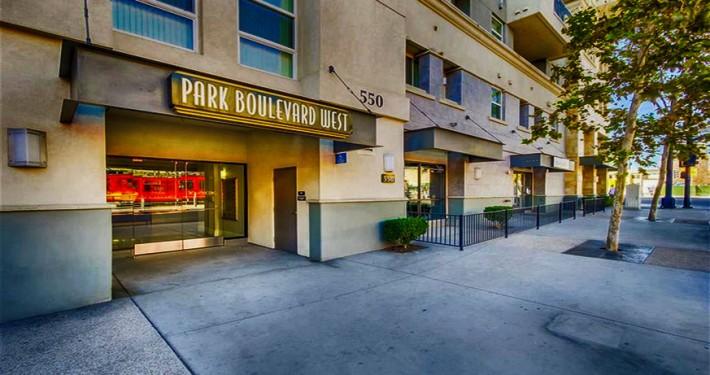 Park Blvd West Condos San Diego