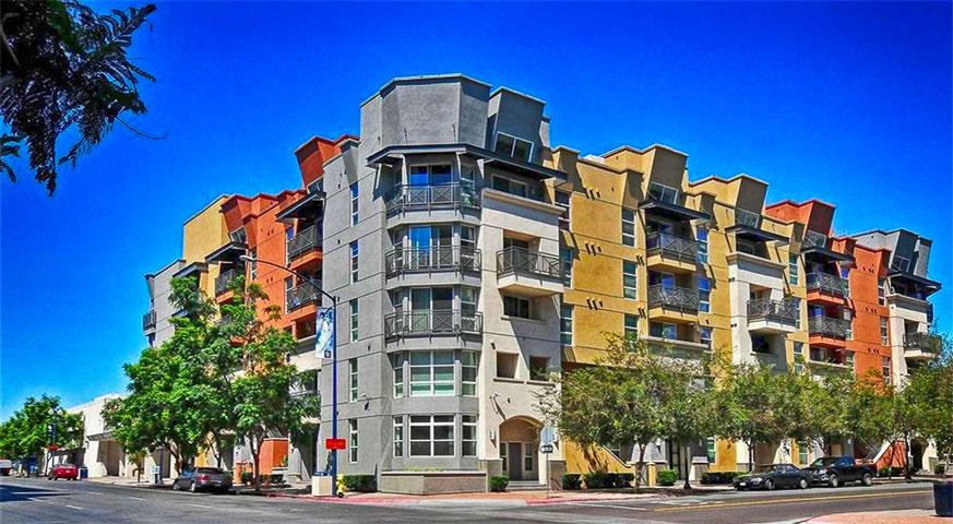 Park Blvd West Condos in Downtown San Diego