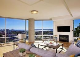 Park One San Diego - Floor-to-Ceiling Windows