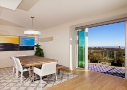 Park One San Diego - Large View Terrace off Kitchen & Bedroom
