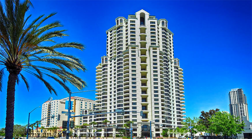 Park Place Condos in Downtown San Diego