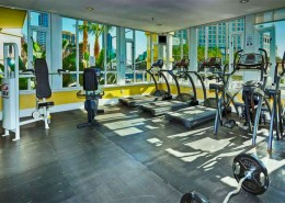 Park Place San Diego Condos - Exercise Room