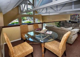 Park Row Condos San Diego - 2-story Clubhouse/Rec Room