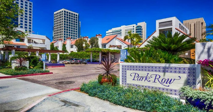 Park Row Condos San Diego