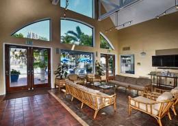 Park Row Condos San Diego - Lobby/Clubhouse