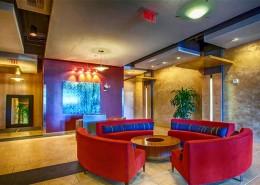 Park Terrace Condos San Diego - Lobby