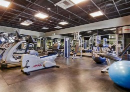 Parkloft San Diego Condos - Fitness Center