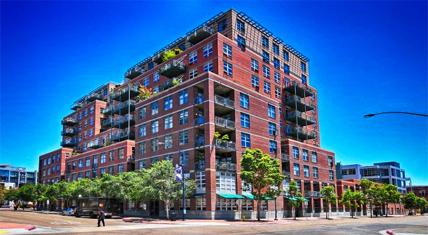 Parkloft san diego condos lofts for sale - Loft industriel san diego californie ...