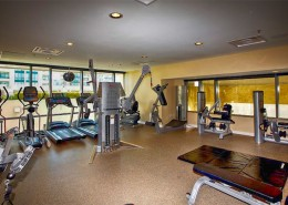 Pinnacle San Diego Condos - Exercise Room
