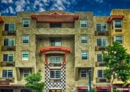 Portico Condos in Little Italy San Diego