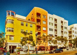 Porto Siena Condos at 1601 Indian Street, San Diego, CA 92101