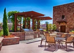 Renaissance Condos San Diego - BBQ Area