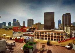 Samuel Fox Lofts San Diego - Rooftop Sundeck