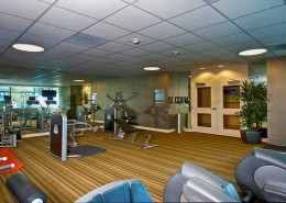 Sapphire Tower Condos San Diego - Fitness Center