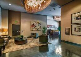 Sapphire Tower Condos San Diego - Lobby Area