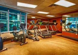 Smart Corner Condos - Fitness Center