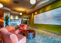 Smart Corner Condos - Lobby
