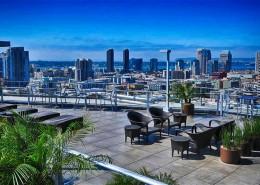 Smart Corner Condos - Rooftop Terrace