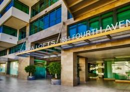 Solara Lofts at 1551 4th Avenue, San Diego, CA 92101
