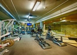 Solara Lofts - Fitness Center