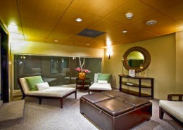 Solara Lofts - Resident Lounge with Day Spa