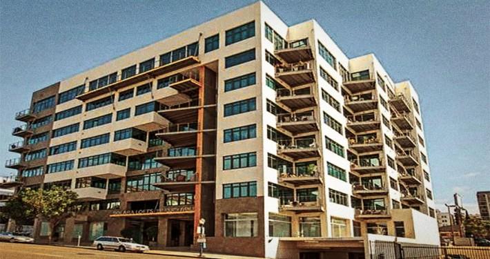 Solara Lofts San Diego