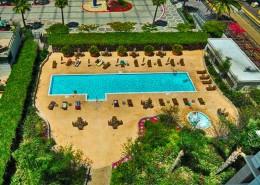 The Grande San Diego Condos - Pool Area