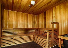 The Grande San Diego Condos - Sauna Room