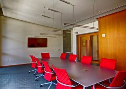 The Mark San Diego Condos - Conference Room