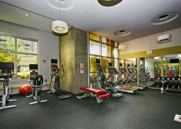 The Mark San Diego Condos - Fitness Center