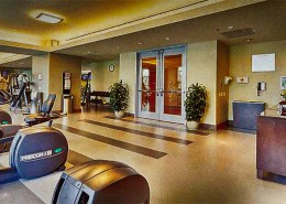 The Metropolitan Condos San Diego - Fitness Center