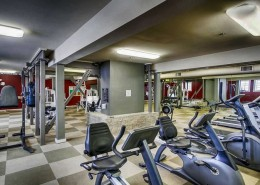 The Mills at Cortez Hill - Fitness Center