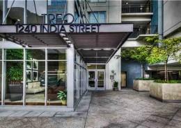 Treo Condos San Diego - 1240 India Street, San Diego, CA 92101