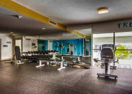 Treo Condos San Diego - Fitness Center