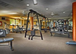 Union Square Condos San Diego - Fitness Center