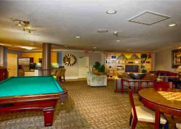 Union Square Condos San Diego - Club/Game Room