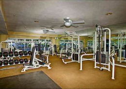 Village Walk Condos San Diego - Exercise Room